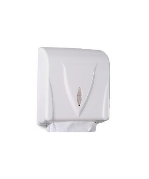 Dispenser Plástico - Papel toalha interfolhado